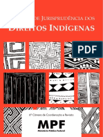 Manual de Jurisprudência Dos Direitos Indígenas - MPF