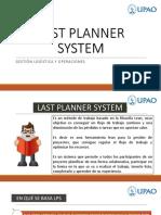 Last Planner Sysrtem - Trabajo2