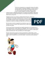 Cuento de Pinocho