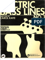 Carol Kaye - Electric Bass Lines Nro 1