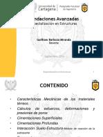 Fundaciones Avanzadas - Espec. Estructuras Final