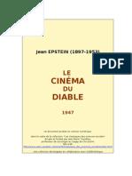 Jean Epstein, Le Cinema_du Diable (1949)