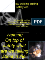 You Know Welding Cutting Safety Etc