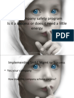 Your Company Safety Program