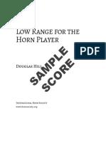 Hill Lowrange Scoresample
