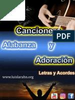 Cancionero - Letras y Acordes 20-10-18