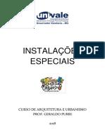 77686_Apostila Instalações Especiais