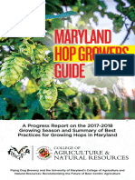 2019 Maryland Hop Growers Guide