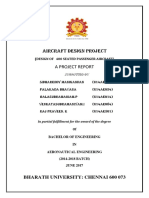 Aircraft Design Project1