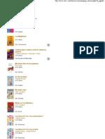 Libros de bibliotecas, lecturas y libros