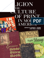 [Print Culture History in Modern America] Charles L. Cohen, Paul S. Boyer - Religion and the Culture of Print in Modern America (2008, University of Wisconsin Press).pdf