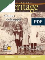 Colorado Heritage Magazine - Winter 2018/19