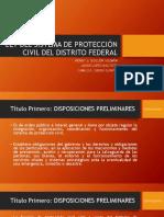 Reglamento de La Ley Del Sistema de Protección