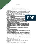 EXAMEN Historia de La Iglesia Periodo 2