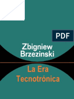 Zbigniew Brzezinski - La Era Tecnotronica (1970) - Between Two Ages