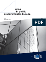 Guide for Referencing Standards in Public Procurement in Europe