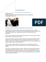Putin Uses Church as Foreign Policy Tool - 7/4/15 - WND.com