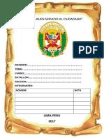 Monografia de Articulo 384 Codigo Penal