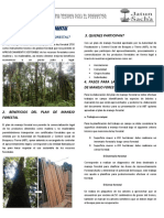 DI Planes Generales de Manejo Forestal