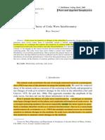 The teory of coda wave interferometry.pdf