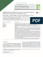 Anagallis arvensis - antifungal