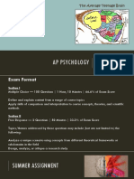 2019 ap night presentation for ap psychology