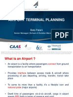 2.1 Airport Terminal Planning