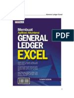 eBook Software - Aplikasi General Ledger Excel