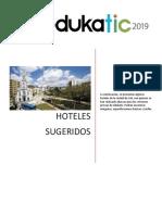 Hoteles Para EdukaTIC 2019