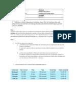 Ejercicio 1 matematicas financieras