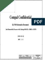 Compal La-5141p r1.0 Schematics