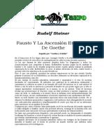 Steiner, Rudolf - Fausto Y La Ascension Espiritual De Goethe.doc