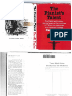 The Pianist's Talent - Harold Taylor