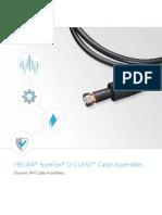 DClass Cable Assemblies Brochure BR-109347-En