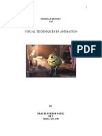 VIRUAL Tech.s in Animation