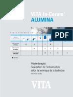 Vita in Ceram Alumina - FR
