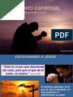 3. Escuchar a Jesús