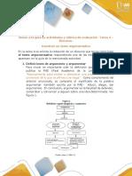 Anexo a La Guía de Actividades y Rúbrica de Evaluación -Tarea 4 – Discurso.