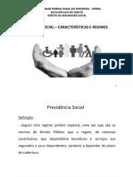 Previdência Social - Características.pdf