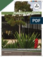 Publicus Consilium 2018