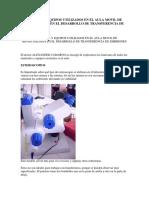 Materiales y Equipos Utilizados en El Aula Movil de Biotecnología en El Desarrollo de Transferencia de Embriones