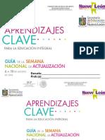 Fichas Autonomia Curricular