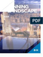 PLANNING + LANDSCAPE - ASIA