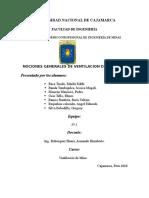 Nociones Generales IV