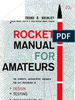 Rocket Manual for Amateurs - C