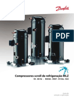 Manual Compressor Danfoss