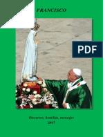 Papa Francisco - 2017