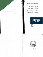 García Acevedo - La música argentina durante el período de la Organización Nacional.pdf