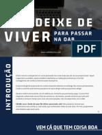 E-book - OAB de Bolso