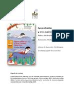 Guía Didáctica de Aguas Abiertas y Otros Cuentos